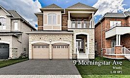9 Morningstar Avenue, Whitby, ON, L1R 0P2