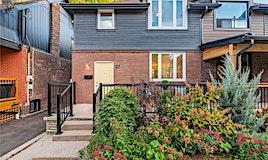 27 Woodrow Avenue, Toronto, ON, M4C 1G5