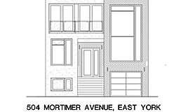 504 Mortimer Avenue, Toronto, ON, M4J 2G7