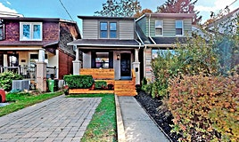 283 Springdale Boulevard, Toronto, ON, M4C 2A1