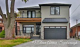 93 Elinor Avenue, Toronto, ON, M1R 3H3