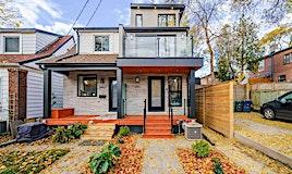 206 Hiawatha Road, Toronto, ON, M4L 2Y2
