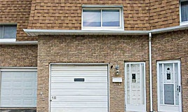 22-250 Bridletowne Circ, Toronto, ON, M1W 2G8
