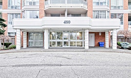 808-480 Mclevin Avenue, Toronto, ON, M1B 5N9