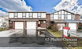 65 Phalen Crescent, Toronto, ON, M1V 1Y5