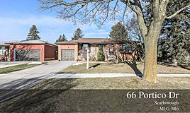 66 Portico Drive, Toronto, ON, M1G 3R6