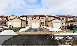 90 Seagrave Crescent, Toronto, ON, M1W 3H7