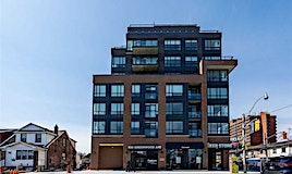 805-630 Greenwood Avenue, Toronto, ON, M4J 0A8