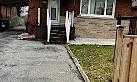 Main Fl-743 Markham Road, Toronto, ON, M1H 2A8