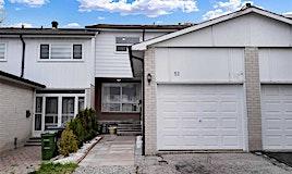 51 Whiteleas Avenue, Toronto, ON, M1B 1W8