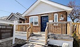884 Cosburn Avenue, Toronto, ON, M4C 2W3