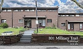 801 Military Tr, Toronto, ON, M1E 4P6