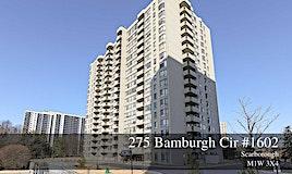 1602-275 Bamburgh Circ, Toronto, ON, M1W 3X4