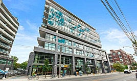 711-319 Carlaw Avenue, Toronto, ON, M4M 0A4