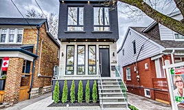 779 Sammon Avenue, Toronto, ON, M4C 2E9