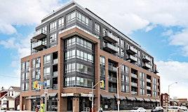 801-630 Greenwood Avenue, Toronto, ON, M4J 0A8