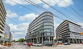 807-1201 Dundas Street E, Toronto, ON, M4M 1S2