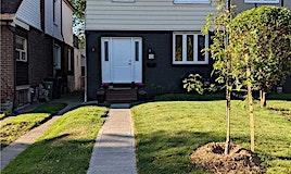 Lower-15 Currie Avenue, Toronto, ON, M4C 1C3
