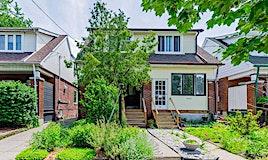 637 Milverton Boulevard, Toronto, ON, M4C 1X8
