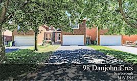 98 Danjohn Crescent, Toronto, ON, M1V 3N4