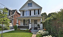 25 Chisholm Avenue, Toronto, ON, M4C 4V1