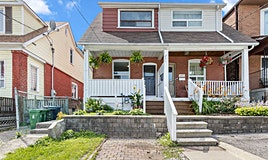 109 Barker Avenue, Toronto, ON, M4C 2N8
