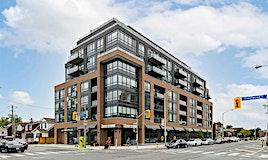 806-630 Greenwood Avenue, Toronto, ON, M4J 0A8