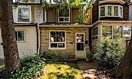 195 Rhodes Avenue, Toronto, ON, M4L 3A2
