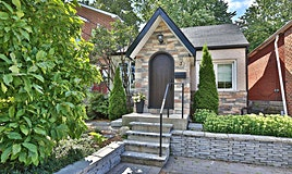 3 Bracebridge Avenue, Toronto, ON, M4C 2X6