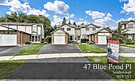 47 Blue Pond Place, Toronto, ON, M1V 1Y1