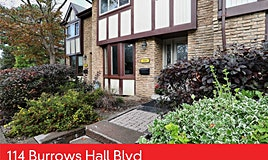 114 Burrows Hall Boulevard, Toronto, ON, M1B 1M6