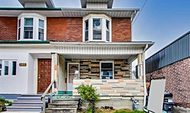 203 Jones Avenue, Toronto, ON, M4M 3A4