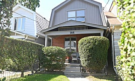 144 Glebemount Avenue, Toronto, ON, M4C 3S5