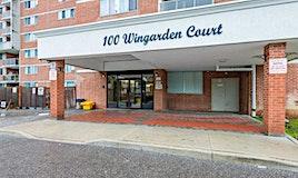 911-100 Wingarden Court, Toronto, ON, M1B 2P4