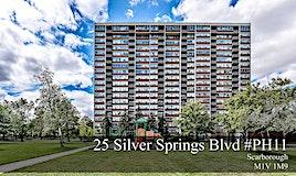 Ph 11-25 Silver Springs Boulevard, Toronto, ON, M1V 1M9
