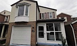 83 Sandyhook Square S, Toronto, ON, M1W 3N6