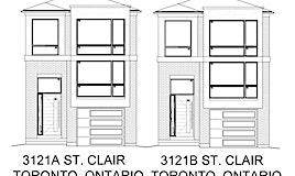 3121 St Clair Avenue E, Toronto, ON, M1L 1V1