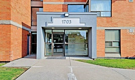 215-1703 Mccowan Road, Toronto, ON, M1S 4L1