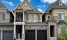 83 Burns Boulevard, King, ON, L7B 1L6