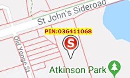 65 St. John's Sdrd, Aurora, ON, L4G 6T6