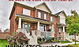 476 Church Street, Markham, ON, L6B 0V8