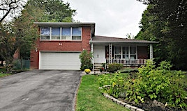 36 N Poinsetta Drive, Markham, ON, L3T 2T6
