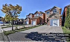 70 Connery Crescent, Markham, ON, L3S 4E6