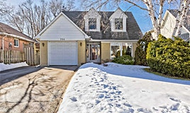 798 Pam Crescent, Newmarket, ON, L3Y 5B6