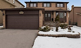 449 Dover Crescent, Newmarket, ON, L3Y 6C6