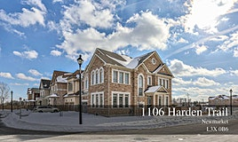1106 Harden Tr, Newmarket, ON, L3X 0B6