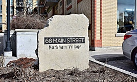 113-68 N Main Street, Markham, ON, L3P 0N5