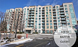 313-51 Baffin Court, Richmond Hill, ON, L4B 4P6