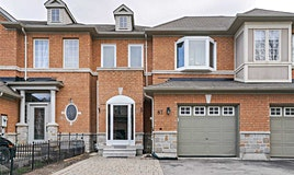 87 Degas Drive, Vaughan, ON, L4J 9J3