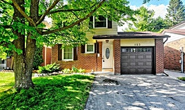 153 Thoms Crescent, Newmarket, ON, L3Y 1C9